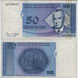 Billets collection Bosnie Pk N° 57 - 50 Dinara