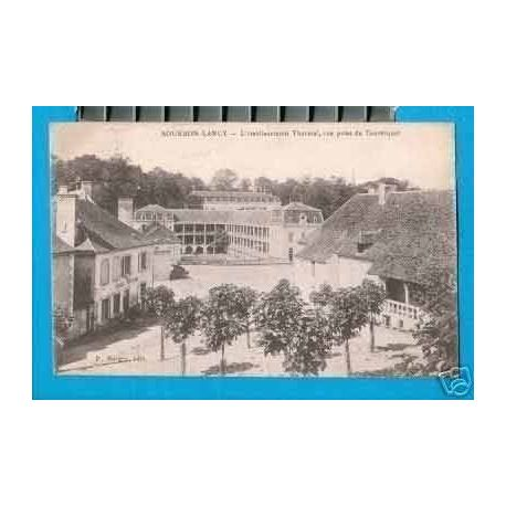Carte postale 71 - BOURBON-LANCY - L'ETABLISSEMENT THERMAL