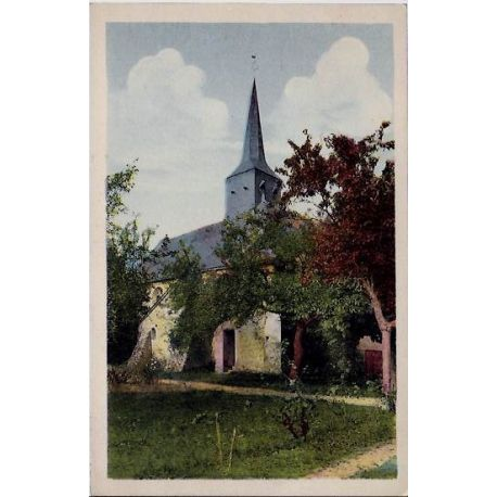 72 - Flee - Eglise Ste-Cecile - Non voyage - Dos divise