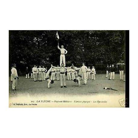 72 - La Fleche - Prytanee Militaire - Exercice physique
