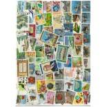 Formosa-Sammlung gestempelter Briefmarken