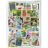 Collection de timbres Gabon oblitérés