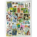 Used stamp collection Gabon