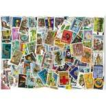 Used stamp collection Ghana