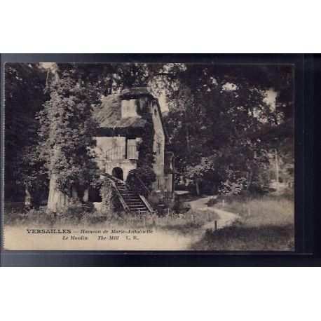 Carte postale 78 - Versailles - Hameau de Marie-Antoinette - le moulin - Non voyage - Do