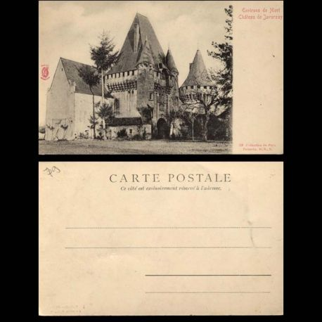 79 - Environs de Niort - chateau de Javarzay