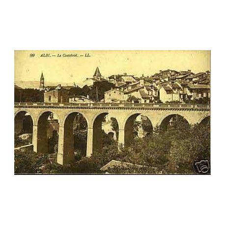 Carte postale 81 - Albi - Le Castelviel