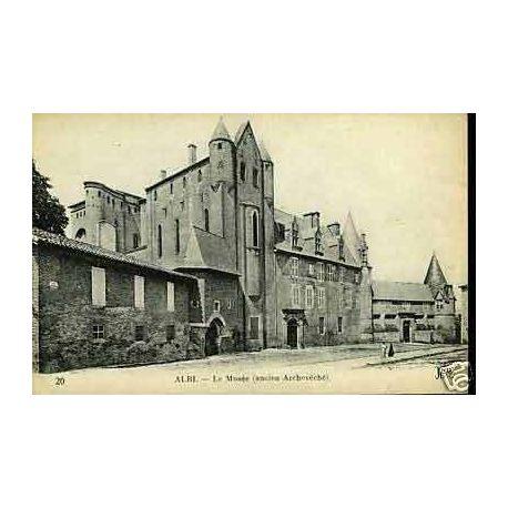 Carte postale 81 - Albi - Le Musee