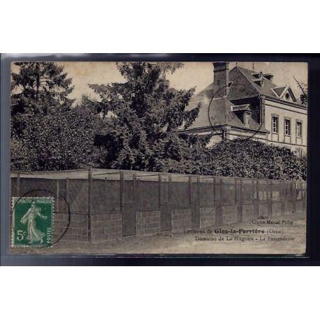 Carte postale 81 - Environs de Glos-La-Ferriere - Domaine de la Hugoire - la Faisanderie