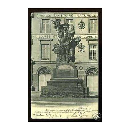 82 - Montauban - Monument des combattants - Bourse