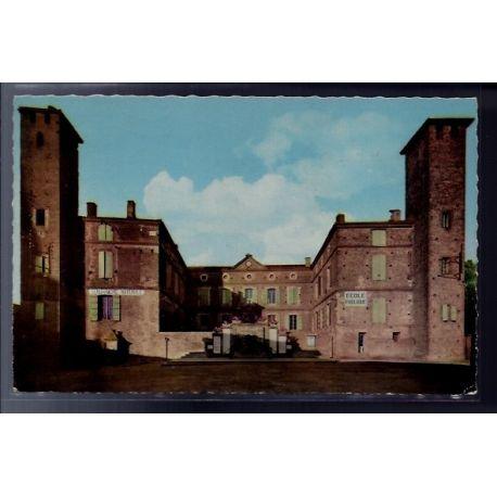 82 - St Nicolas-de-la-Grave - Chateau Richard Coeur-de-Lion - Voyage - Dos
