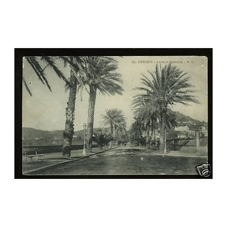 83 - Hyeres - Avenue Godillot