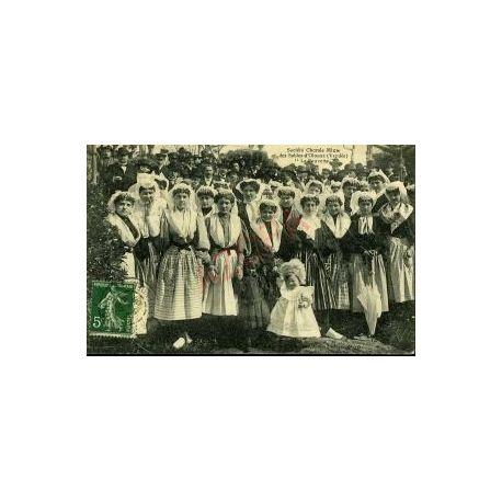 85 - LA FAUVETTE - SOCIETE CHORALE MIXTE DES SABLES