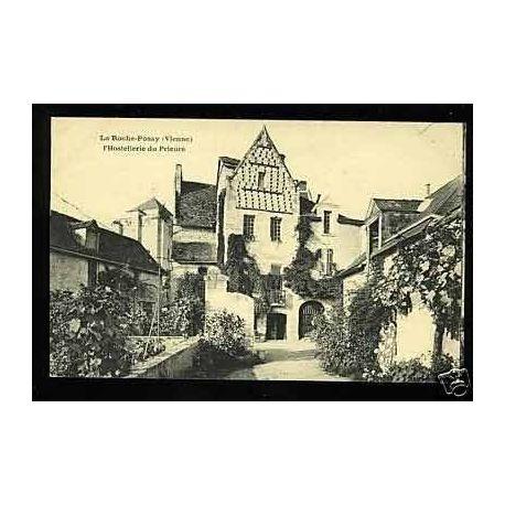 86 - La Roche Posay - Hostellerie du Prieure