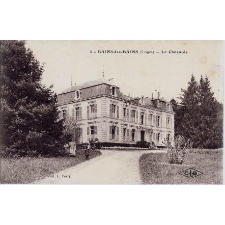 Carte postale 88 - Bains les Bains - Le Chesnois