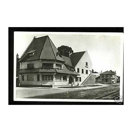 Carte postale 88 - Contrexeville - Villa bretonne - CPSM