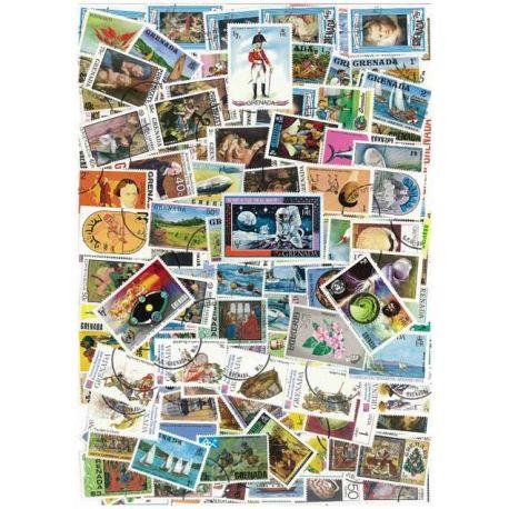 Grenades - 25 timbres différents