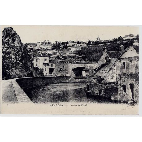 89 - Avallon - Cousin le Pont