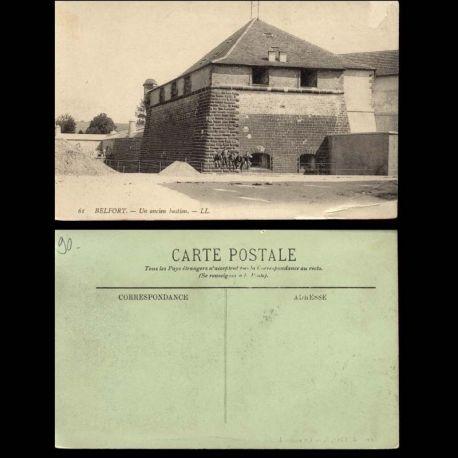 90 - Belfort - Un ancien Bastion - animee
