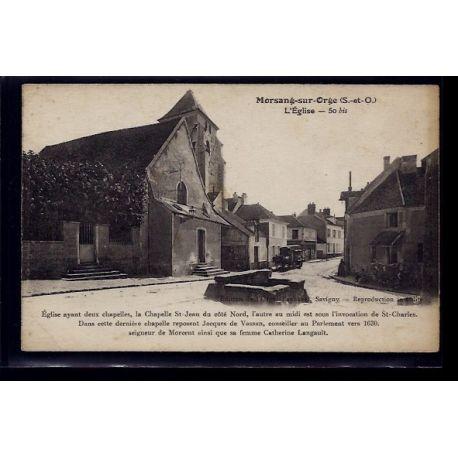 eglise catholique Morsang-sur-Orge