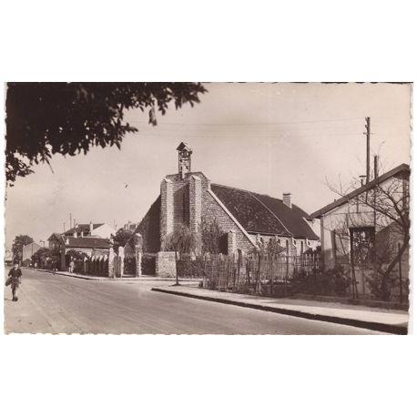 Carte postale 92 - Colombes - La chapelle St-Etienne