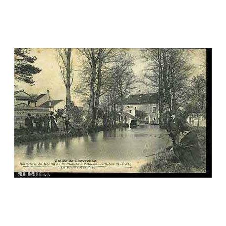 Carte postale 92 - Hostellerie du moulin de la planche Palaiseau