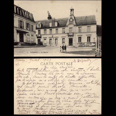 95 - Ecouen - La mairie