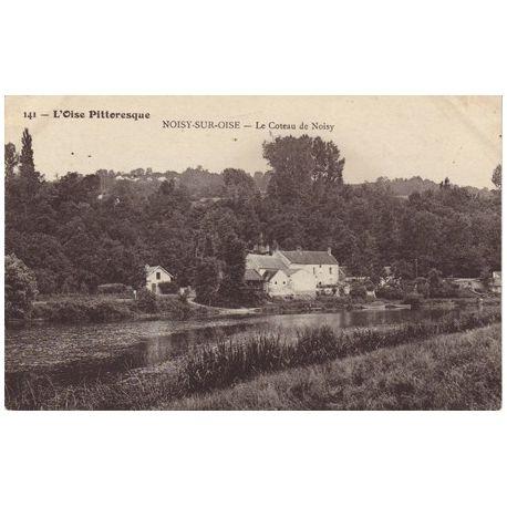 Carte postale 95 - Noisy sur Oise - Le coteau de Noisy