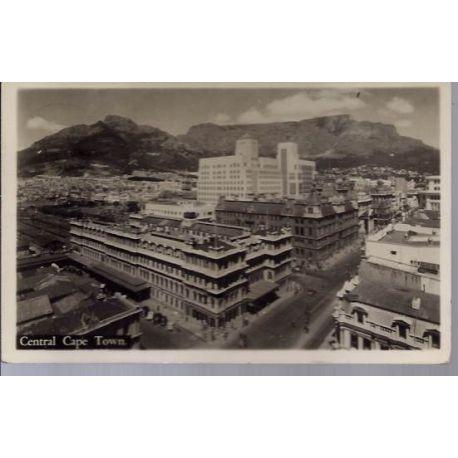 Afrique du Sud - Central Cape town