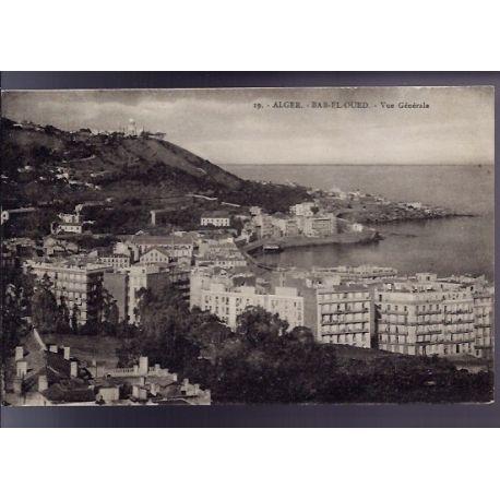 Algerie - Alger - Bab-El-Oued - Vue generale