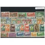 Used stamp collection French Guiana