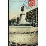 Egypte - Alexandrie - Monument Moh. Ali