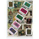 Collection de timbres Hadramaout oblitérés