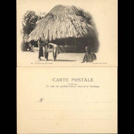 Senegal - Pileuses de Couscous - Edition Fortier