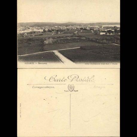 Tunisie - Bizerte - Panorama