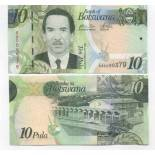 Billet de collection Botswana Pk N° 30 - 10 Pula