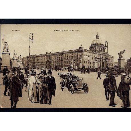 Allemagne - Berlin - Konigliches Schloss