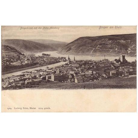 Allemagne - Bingen am Rhein - Bingerbruck