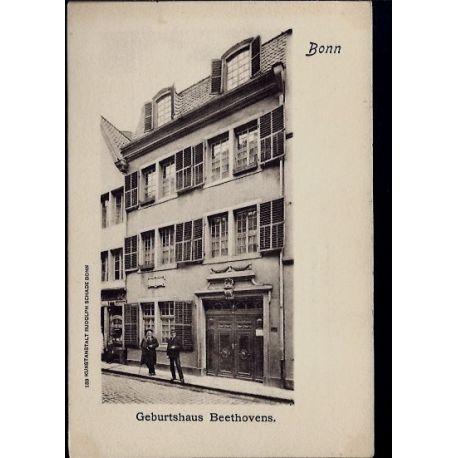 Allemagne - Bonn - Geburtshaus Beethovens