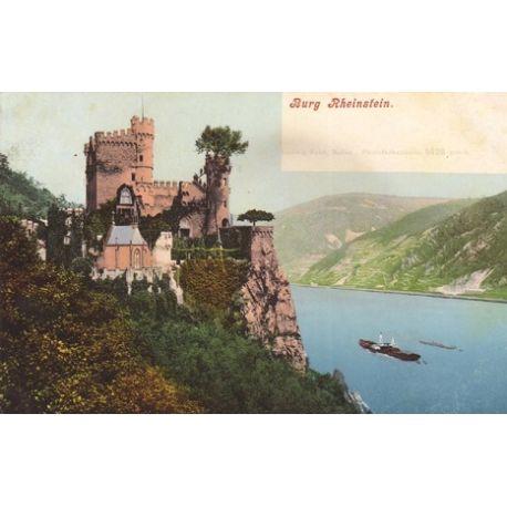 Allemagne - Burg Rheinstein
