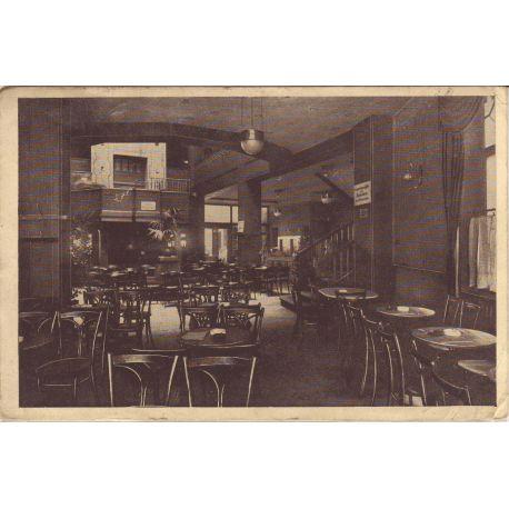 Allemagne - Cafe Kiefer Saarbrucken