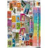 Collection de timbres Hong Kong oblitérés