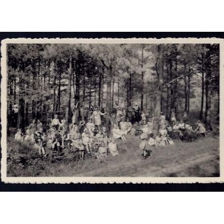 Belgique - 2 - Ravels. O. L. Vrouw van de Kempen - Open-lucht-school voor zwakke meisjes