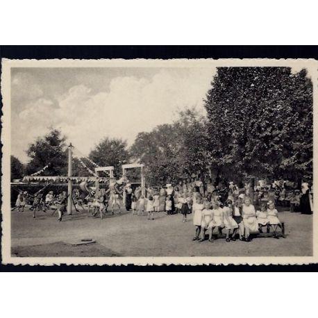 Belgique - 3 - Ravels. O. L. Vrouw van de Kempen - Open-lucht-school voor zwakke meisjes
