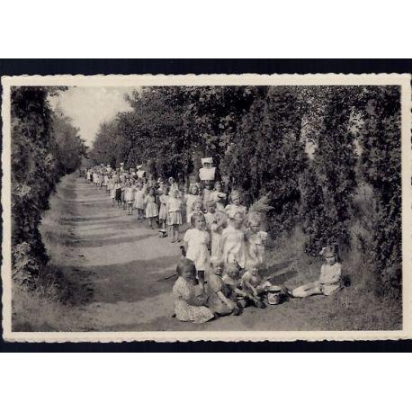 Belgique - 4 - Ravels. O. L. Vrouw van de Kempen - Open-lucht-school voor zwakke meisjes