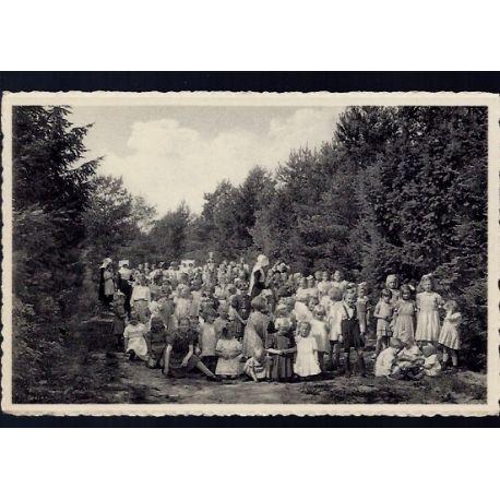 Belgique - 6 - Ravels. O. L. Vrouw van de Kempen - Open-lucht-school voor zwakke meisjes