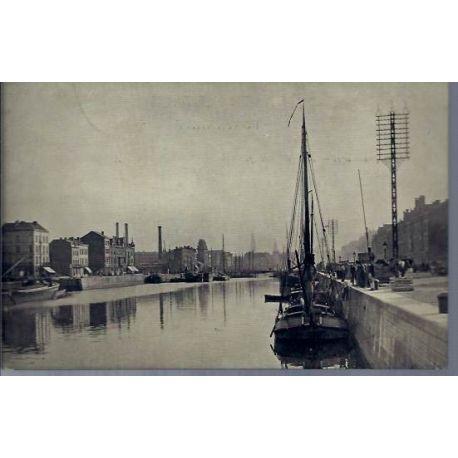 Belgique - Anvers - Bassin de battelage