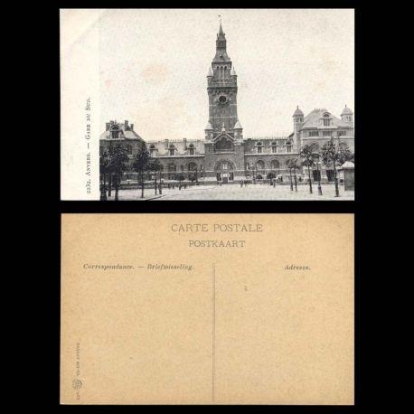 Belgique - Anvers - Gare du Sud