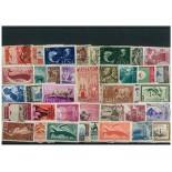 Used stamp collection Ifni