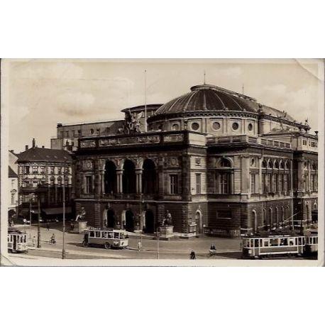 Danemark - Coppenhague - Le theatre royal